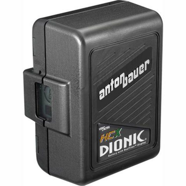 Anton Bauer Dionic HCX Battery Pack