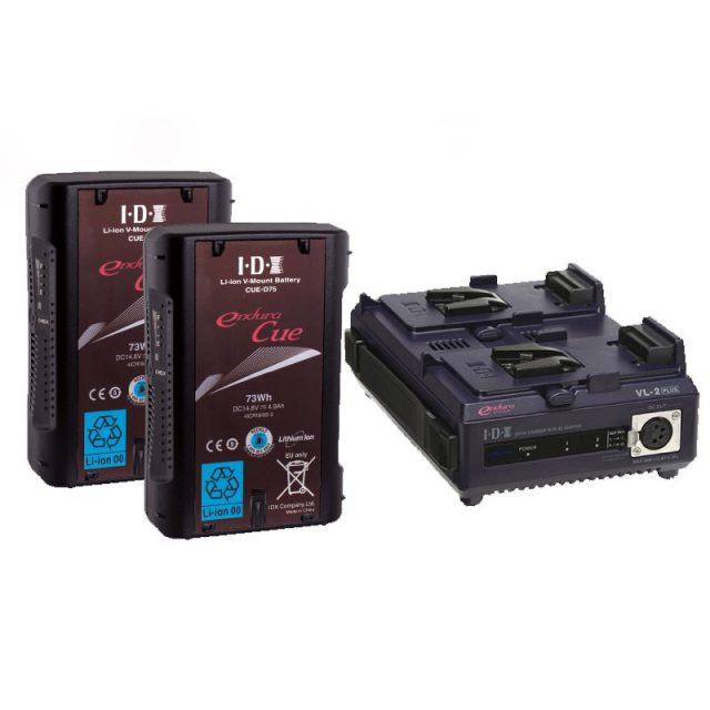 IDX Battery Kit