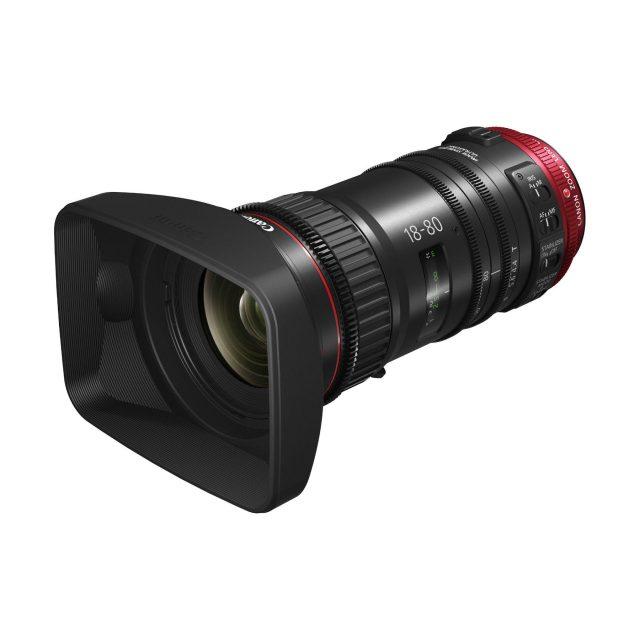 Canon CN-E 18-80MM F/4.4