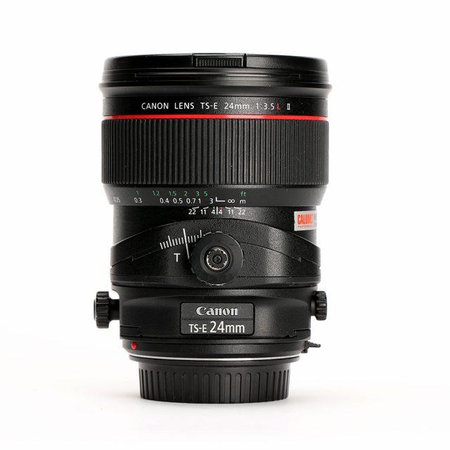 Canon TS-E 24MM F/3.5L II TILT & SHIFT