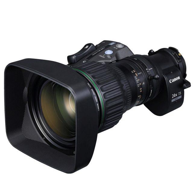 Canon HJ24 X 7.5B IASE