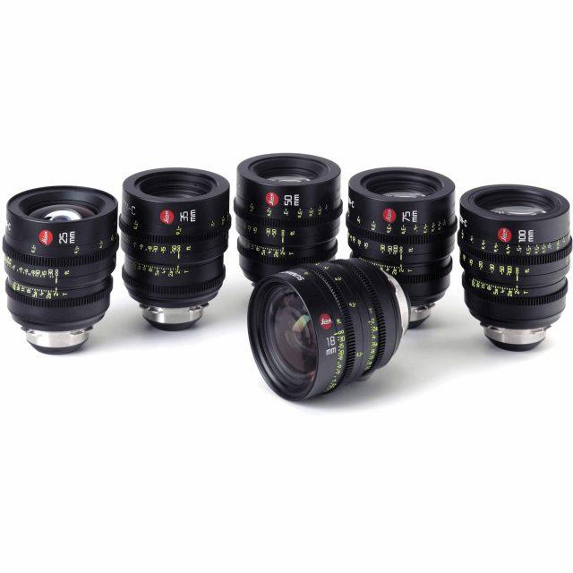 Leica Summicron-C Set